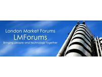 London Market Forums - Bringing Insurance Professionals Together