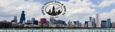 Windy City Detector Sales Rental
