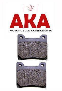Rear brake pads Yamaha YZF600 Thunder cat 1996 to 2003 Thundercat FA88 AKA