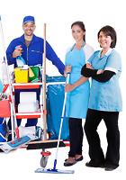 Cherche femme de ménage pour travailler aux domiciles