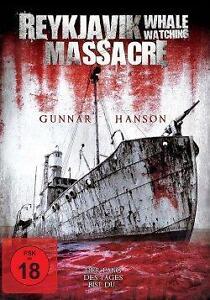 Reykjavik Whale Watching Massacre (DVD, 2013) NEU + OVP, FSK 18