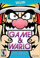 Game & Wario Nintendo Wii U Complet en Boite