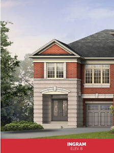 Luxury New End Town Home like Semi 4 Sale-Steeles & Chingousy
