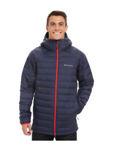 Colombia Mens Platinum 860 turbo down winter jacket still has ta London Ontario image 1