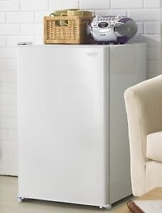 [SOLD] Danby Compact Refridgerator with Freezer — Hardly Used