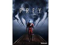 Prey for Xbox 1