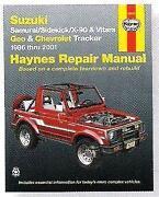Suzuki Samurai Reparaturanleitung