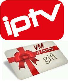 IPTV / MAG BOX / ZGEMMA / CABLE VM /SKYBOX /SMART TV/ ANDROID