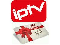 IPTV / MAG BOX / ZGEMMA / CABLE VM /SKYBOX /SMART TV/ ANDROID