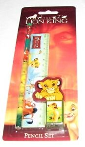 The-Lion-King-Pencil-Set-Pencil-Roller-Radder-Pencil-Sharpener