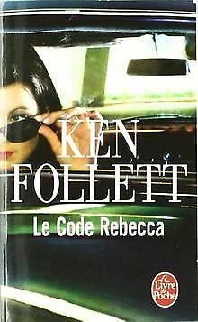 Le code rebecca (le livre de poche) de follett, ken | livre | état bon