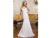 Justin Alexander 8731 Wedding Dress Size 10