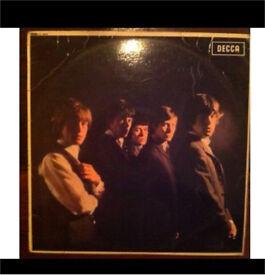 1st Pressing Of Rolling Stones 1st album