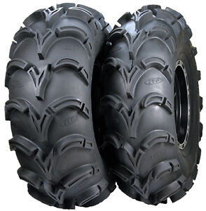 4-NEW-ITP-MUD-LITE-XL-ATV-TIRES-2-26X9-12-2-26X10-12-1-1-8-LUG-MUDLIGHT