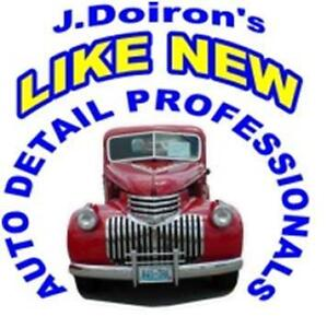 LIKE NEW AUTO DETAIL - GIFT CERTIFICATES