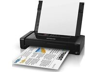 Wifi printer Epson WF 100