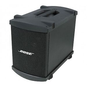 BOSE B1 SUB  175   HAVE 2 OF THEM    LIKE NEW COVERS