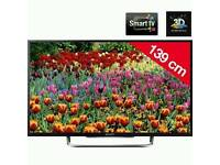 Sony 55inch led 3D smart wifi super slim and fast Internet