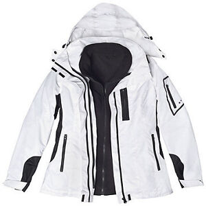 Reilly Olmes Women's 3 in 1 Tech Jacket Large, New