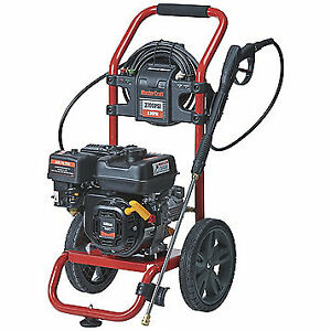 Master Craft 2700 PSI Gas Pressure Washer, New