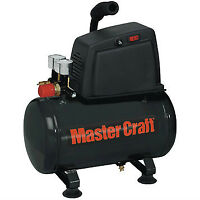 Master Craft 3-Gallon Air Compressor