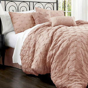 Lake Como 4pc Comforter Set - King, New