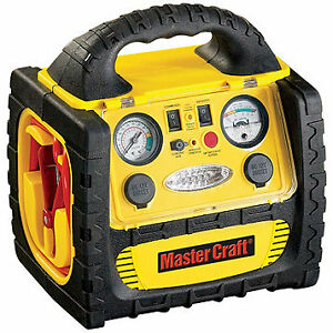 Master Craft® 5-in-1 Power Station, New