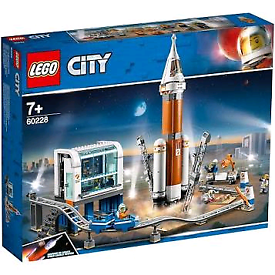 Lego space set 60228