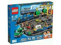 Lego Cargo Train 60052 BNIB