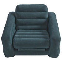 Intex Plush Pull-Out Inflatable Chair, New