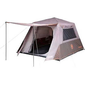 New Coleman Instant Up 6 Person Tent