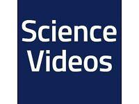 Volunteer Science Communicator (Website)