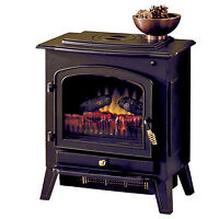 Electric Stove Heater with Remote, New