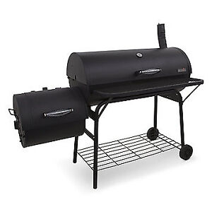 Char-Broil American Gourmet Charcoal/Smoker Grill, New