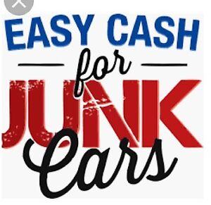 Junk car removal ♻️ We pay Cash or donate to charity's