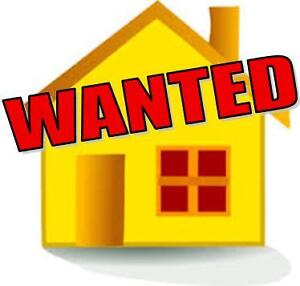 Wanted: house to buy in Blaine Lake / Leask area