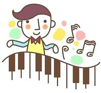Piano lessons for beginners! Ages 4+