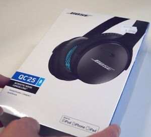 Bose QC 25 Noise Canceling Headphones