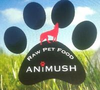 Animush Raw Pet Food