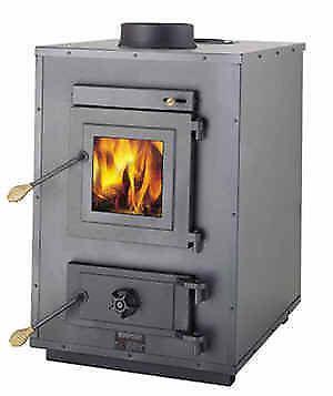 wood burning furnace ebay