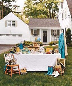 Trouvez les ventes de garage près de chez vous !