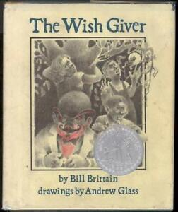▀▄▀The Wish Giver by Bill Brittain (1983, Hardcover)