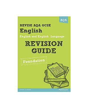 AQA English GCSE Language Foundation?
