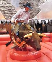 Wild West Ranch Mechanical Bull and Mechanical Horse Rentals