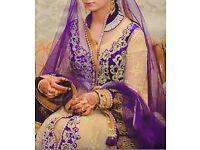 Indian Engagement/Bridal Lengha Dress