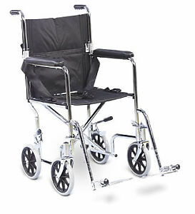 NEW & USED - Transport WheelChair or Portable Wheel Chair