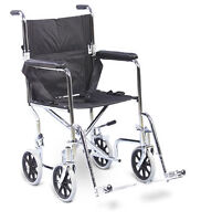 Transport Wheel Chair - BRAND NEW IN BOX!!!