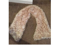 Ladies soft loop scarf