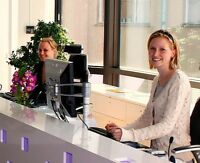 Dental receptionist required 9-5 no weekends