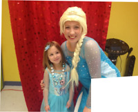 Book a Princess for your next Party